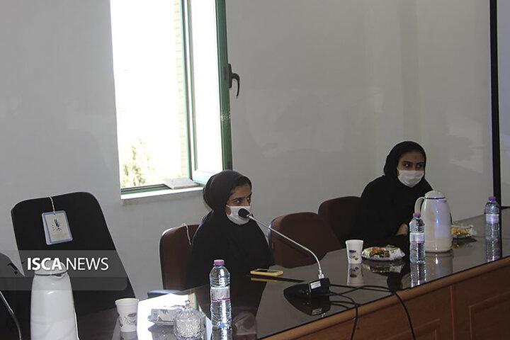 حضور دکتر جهانبین در دانشگاه آزاد اسلامی واحد یزد
