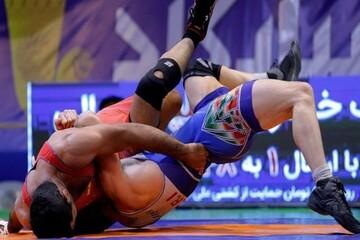 آغاز مسابقات تیم کشتی فرنگی دانشگاه آزاد اسلامی در لیگ برتر