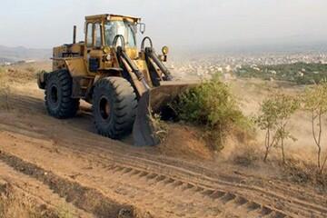 رفع تصرف ۱۹۰ هکتار از اراضی ملی در جزیره قشم