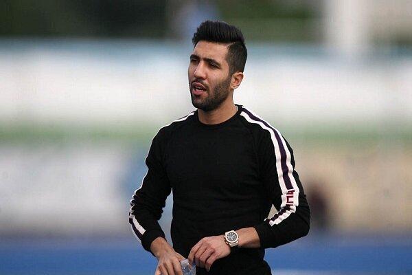 فرشید اسماعیلی در اختیار باشگاه استقلال قرار گرفت