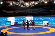 پیروزی تیم کشتی فرنگی دانشگاه آزاد اسلامی در لیگ برتر