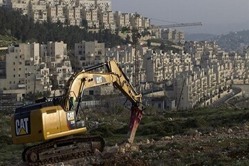 ساخت بیش از 2000 واحد صهیونیستنشین جدید در کرانه باختری تأیید شد