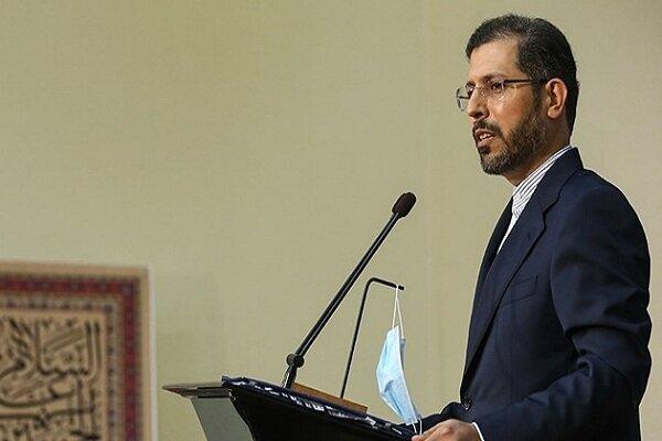 هدف مذاکرات ایران و عربستان، امور دوجانبه و منطقهای است
