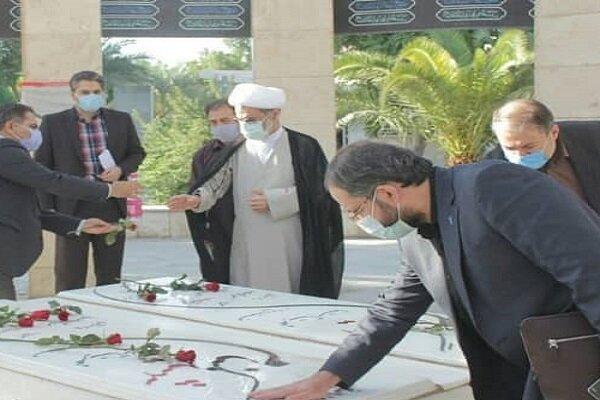 تشریح برنامههای معاون فرهنگی و دانشجویی دانشگاه آزاد اسلامی در سفر به خوزستان