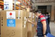 اهدای ۲۵۰ دستگاه تنفسی از سوی سازمان جهانی بهداشت به ایران