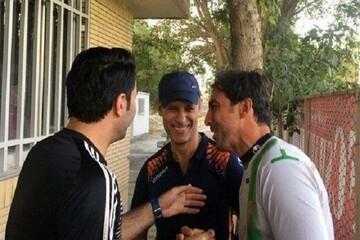 اتفاق نادر در لیگ حرفهای ایران!