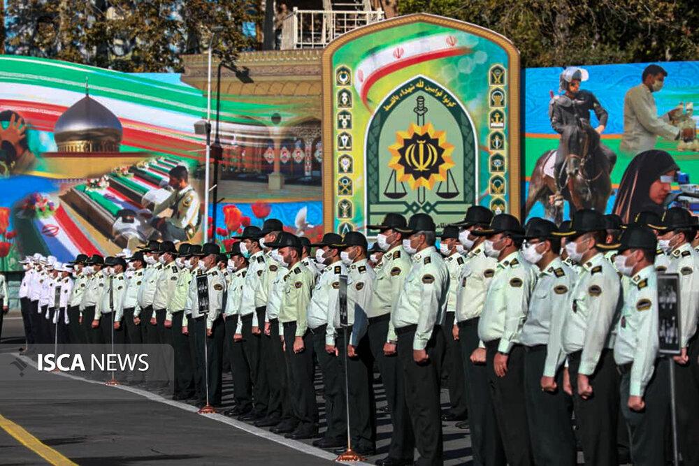 آغاز هفته نیروی انتظامی