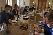 دومین نشست گفتگوهای سیاسی ایران و اوکراین به ریاست عراقچی در تهران