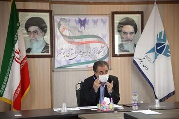 میزبانی دانشگاه آزاد اسلامی بوشهر از تیم ملی تیراندازی