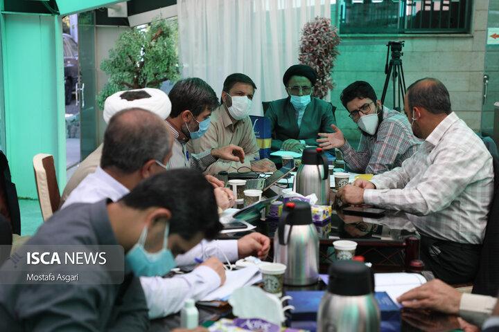 نشست کارگروه های تخصصی معاونان فرهنگی و دانشجویی واحد های دانشگاه آزاد اسلامی