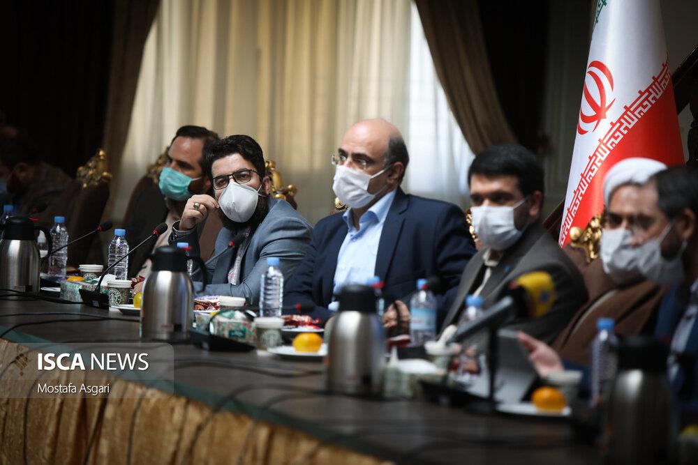 نشست معاونان فرهنگی و دانشجویی دانشگاه آزاد اسلامی (۱)
