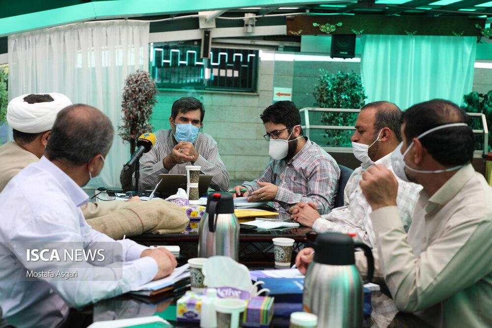 کارگروههای تخصصی معاونان فرهنگی و دانشجویی واحدهای دانشگاه آزاد اسلامی