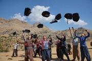 اهدای 10 هزار کولهپشتی حاوی لوازم التحریر به مناطق صفرمرزی توسط گلرنگ