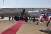 اولین هیأت رسمی امارات وارد فلسطین اشغالی شد
