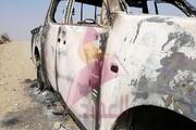 سوزاندن سه غیر نظامی توسط داعش در شمال عراق
