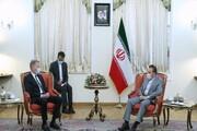 آلمان یکی از شرکای سنتی تجاری و اقتصادی ایران بوده است