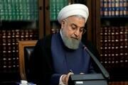تعیین تکلیف گزارشات وزیر بهداشت توسط روحانی