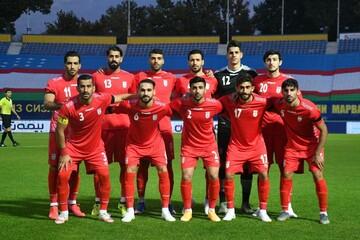 صعود تیم ملی ایران در رنکینگ جدید فیفا