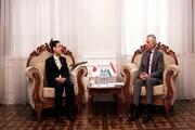 روابط دوجانبه محور دیدار مقامات تاجیکستان و ژاپن در «دوشنبه»