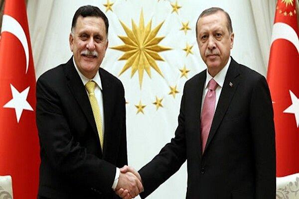 اردوغان در واکنش به آتشبس لیبی؛ خواهیم دید چه اتفاقی رخ خواهد داد
