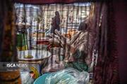 سوغات ترکمن صحرا در بازارهای تهران