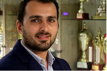 میلاد وزیری سرمربی تیم تیروکمان مردان دانشگاه آزاد اسلامی شد