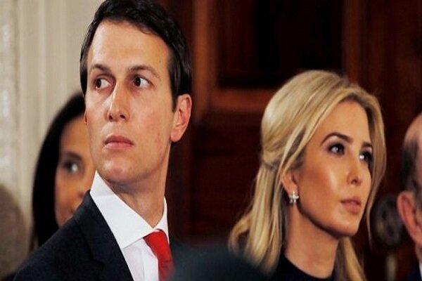 داماد و دختر ترامپ، جمهوریخواهان حامی بایدن را به شکایت تهدید کردند