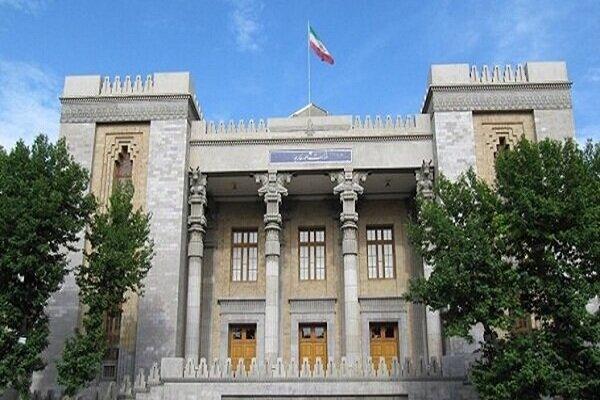 احضار کاردار موقت سفارت فرانسه به وزارت خارجه