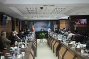 نخستین شورای راهبردی رشته دامپزشکی دانشگاه آزاد اسلامی برگزار شد
