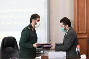 تفاهم نامه همکاری بین قرارگاه سازندگی خاتم الانبیاء و شورای عالی استانها امضا شد