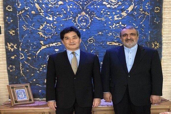 کازو توشی آیکاوا؛ سفیر جدید ژاپن در تهران