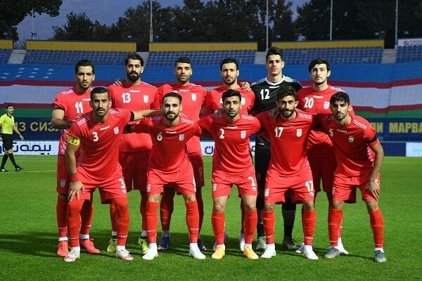 فوتبال ایران در رده ۲۹ جهان و دوم آسیا ایستاد