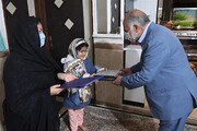 دیدار دانشگاهیان واحد کرمان با خانواده معظم شهدا