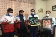 بازدید از خانواده شهدا و بیماران صعب العلاج شهرستان کرج