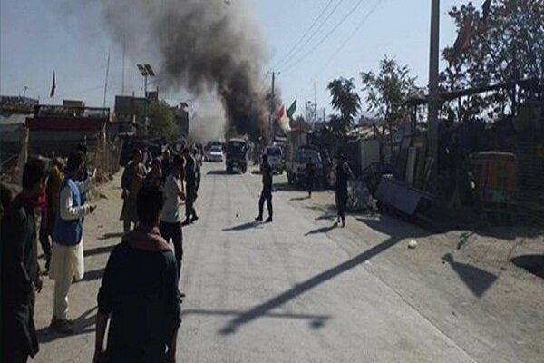 انفجار در کابل ۳ کشته و ۱۰ زخمی برجای گذاشت