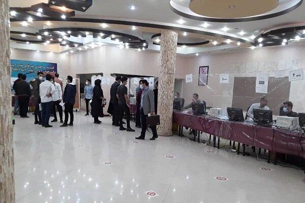 ثبت نام ورودیهای جدید در دانشگاه آزاد اسلامی واحد یزد