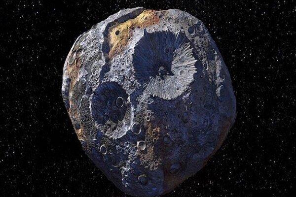 خورشید عامل برخورد سیارک با زمین می شود!