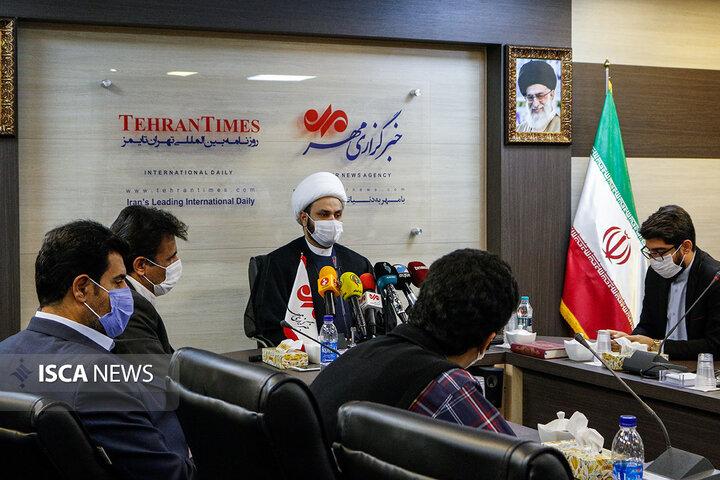 نشست مطبوعاتی دبیرکل جنبش مقاومت اسلامی «نجباء» عراق