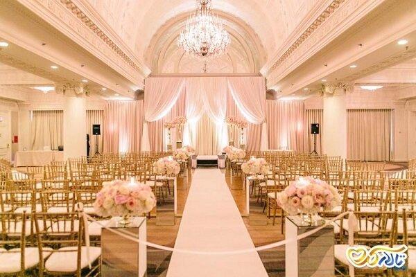 شناسایی یک خدمات مجالس خوب و با کیفیت جهت برگزاری مراسم عروسی