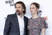 همبازی شدن پدر و دختر آمریکایی در یک فیلم