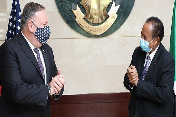 سودان رسماً توافق عادیسازی روابط با رژیم صهیونیستی را امضا کرد