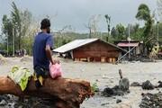 توفند سهمگین در فیلیپین دستکم ۱۶ کشته برجای گذاشت