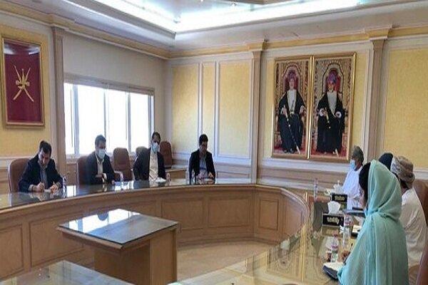 سفر رئیس جمعیت هلال احمر ایران به عمان