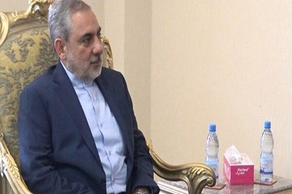 ادامه دیدارهای سفیر ایران در صنعا با مقامات یمنی