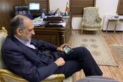 گفتوگوی سفیر ایران در کابل با نماینده سازمان ملل در امور افغانستان