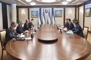رفع موانع تجاری محور دیدار مقامات ارشد ازبکستان و قرقیزستان