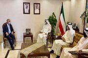توسعه روابط دوجانبه محور دیدار مقامات تاجیکستان و کویت
