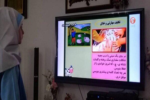 برنامه درسی ۲۷ آبان مدرسه تلویزیونی ایران