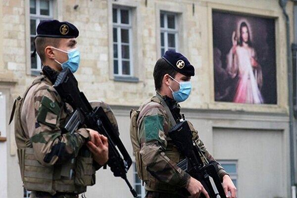 پلیس فرانسه یک مظنون حمله به کلیسای یونانیها را دستگیر کرد