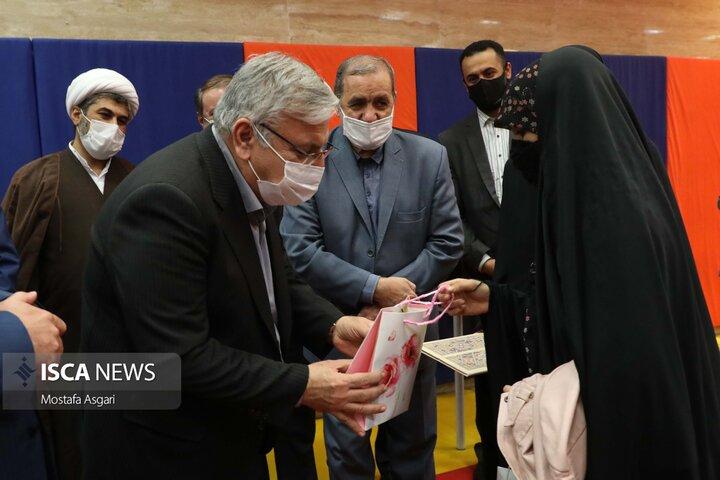 نامگذاری تیم کشی فرنگی دانشگاه آزاد اسلامی به نام شهید «هادی باغبانی»
